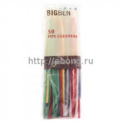 Ершик для трубок Big Ben 18 см Цветные (поштучно)