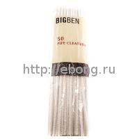 Ершик для трубок Big Ben 27.5 см Белые (поштучно)