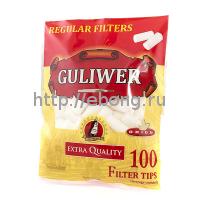 Фильтры для самокруток Guliwer 8 мм 100 шт