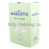 Фильтры для самокруток MASCOTTE Filters 8 мм 100 шт