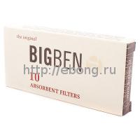 Фильтры д/трубки Big Ben 9 мм 10шт