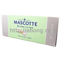 Гильзы сигаретные MASCOTTE X-Long с фильтром 200 шт