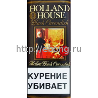 Табак Holland House Black Cavendish