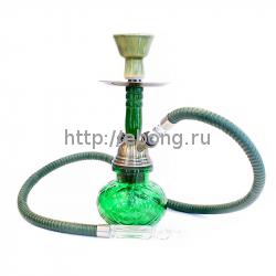 Кальян Маленький Зеленый h=22
