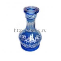 Колба MYA Ваза богемское стекло MF 3911С