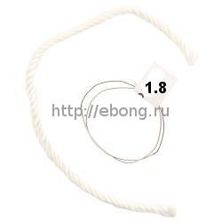 Сменная спираль 1.8 Ом две спирали для Обслуживаемых Атомайзеров (и Magoo)