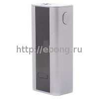 Мод Cuboid 150W Серый с Переходником (без аккумуляторов Батарейный мод JoyeTech)