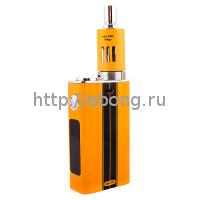 Мод eVic VT 5000 mAh 60W Оранжевый + Клиромайзер eGo One Mega (Батарейный мод JoyeTech)