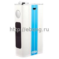 Мод eVic VT Simple 5000 mAh 60W Белый (БЕЗ клиромайзера, Батарейный мод JoyeTech)