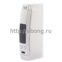 Мод Presa 100W TC Белый Без Аккумулятора (Батарейный мод Wismec)