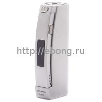 Мод Presa 40W TC 2600 mah Стальной (Батарейный мод Wismec)