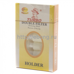 Мундштук-фильтры для сигарет Medwakh Turbo Yellow 7 шт