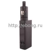 Набор eVic VTC Mini 75W Черный + Клиромайзер TRON-S (Батарейный мод JoyeTech)