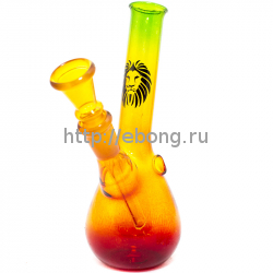 Бонг стекло Rastarion h=120 мм 01174 N