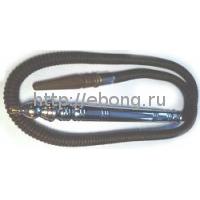 Шланг AGER металлическая ручка L=208