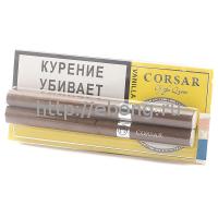 Сигариллы CORSAR Блистер 2шт 84мм Vanilla