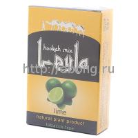 Смесь Leyla Лайм (lime) (50 гр) (кальянная без табака)