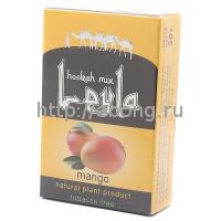 Смесь Leyla Манго (mango) (50 гр) (кальянная без табака)