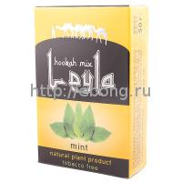 Смесь Leyla Мята (mint) (50 гр) (кальянная без табака)
