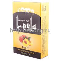 Смесь Leyla Персик (peach) (50 гр) (кальянная без табака)