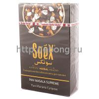 Смесь SoeX Пан масала супрем (50 гр) (кальянная без табака)