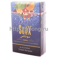 Смесь SoeX Синий экстрим (50 гр) (кальянная без табака)