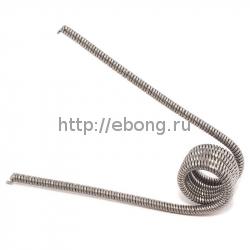 Спираль Кантал-A1 0.6 Ом (2 мм*04*02мм36*26AWG) Rebuildable Форсунки