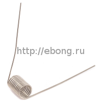 Спираль Никель-200 0.11 Ом (0.3мм*30*30мм*28AWG) Rebuildable Форсунки