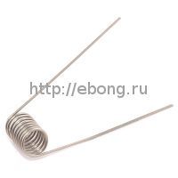 Спираль Никель-200 0.15 Ом (3.6мм*20*3.8мм*28AWG) Rebuildable Форсунки
