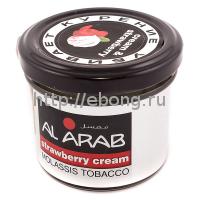 Табак AL ARAB Клубника со Сливками 40 г (Stawderry Cream)