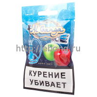 Табак Al Ganga (Аль Ганжа Айс Два Яблока) 15 гр