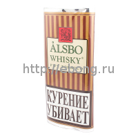Табак ALSBO WHISKY