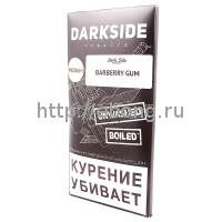 Табак Dark Side Барбарисова жвачка 250 г (Barberry Gum)