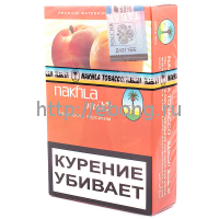 Табак Nakhla Микс Апельсин+персик 50г