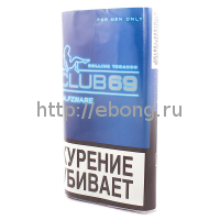 Табак сигаретный MAC BAREN Club69 Halfzware