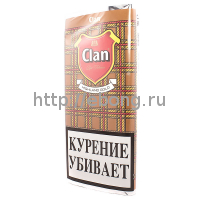 Табак трубочный CLAN Highland Gold 50 г (кисет)