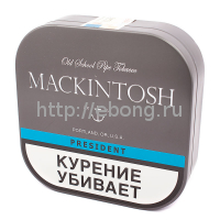 Табак трубочный MACKINTOSH President 40 гр (банка)