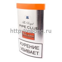 Табак трубочный Royal Pipe Club Royal Dutch 40 гр (банка)