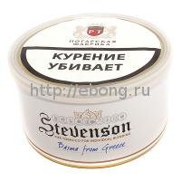 Табак трубочный STEVENSON  Basma from Greece Ориентал №14 (Англия) 40 гр (банка)