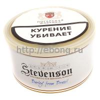 Табак трубочный STEVENSON  Berley from Brazil Барлей №11 (Англия) 40 гр (банка)