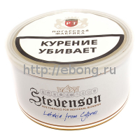 Табак трубочный STEVENSON  Latakia from Cyprus Латакия №19 (Англия) 40 гр (банка)