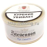 Табак трубочный STEVENSON  Red Cavendish Кавендиш №21 (Англия) 40 гр (банка)