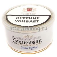 Табак трубочный STEVENSON  Stoved Virginia Вирджиния №9 (Англия) 40 гр (банка)