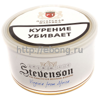 Табак трубочный STEVENSON  Virginia from Africa Вирджиния №7 (Англия) 40 гр (банка)