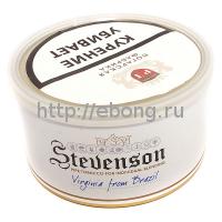 Табак трубочный STEVENSON  Virginia from Brazil Вирджиния №6 (Англия) 40 гр (банка)