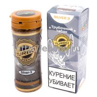 Табак трубочный TURBO DOKHA Silver 12 гр (банка) ОАЭ