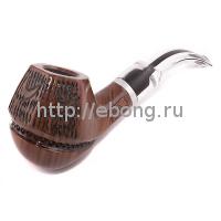 Трубка курительная Cherry PiPe Pear арт. №933 Коричневая мундштук стекло