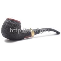 Трубка курительная Mr.Brog Бриар Bent Army 9мм №124