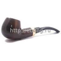 Трубка курительная Mr.Brog Груша Bent Stecker 3мм №22