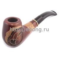 Трубка курительная Римская